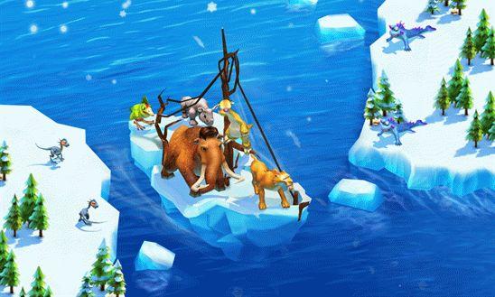 Скачать Ледниковый Период: Приключения для Windows Phone и Windows 8 бесплатно