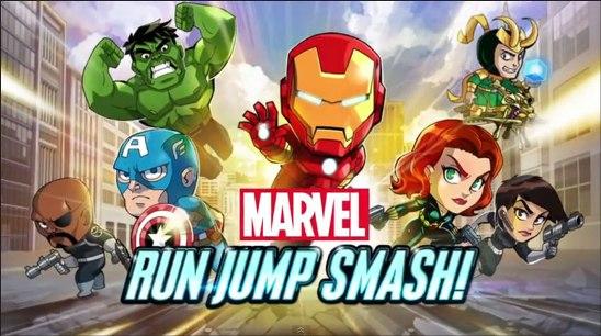 Скачать Marvel Run Jump Smash! для Windows 8