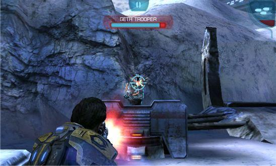 Скачать Mass Effect Infiltrator для Windows Phone 8