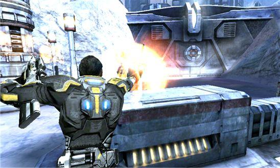 Скачать Mass Effect Infiltrator для Windows Phone 8