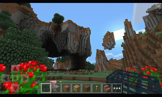 Скачать Minecraft Pocket Editiion для Windows Phone