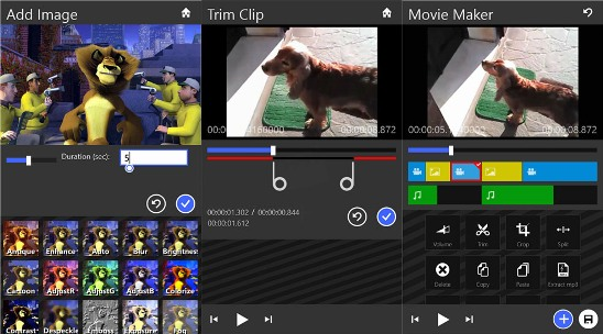 Скачать Movie Maker 8.1 для Windows Phone 8.1