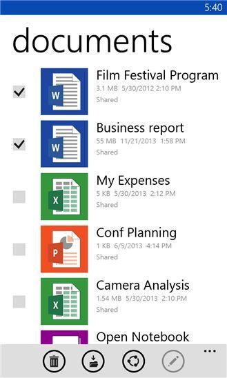 Скачать OneDrive для Windows и для Windows Phone