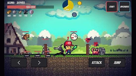 Скачать Pixel Survival