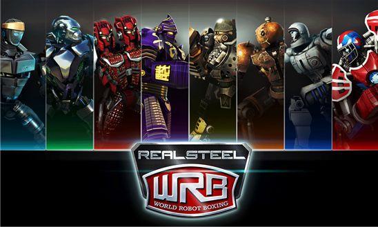 Скачать Real Steel World Robot Boxing для Windows Phone 8
