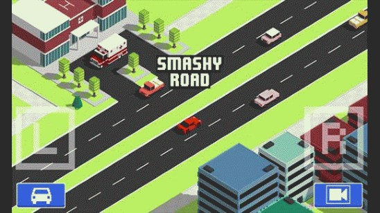 Скачать Smashy Road Wanted