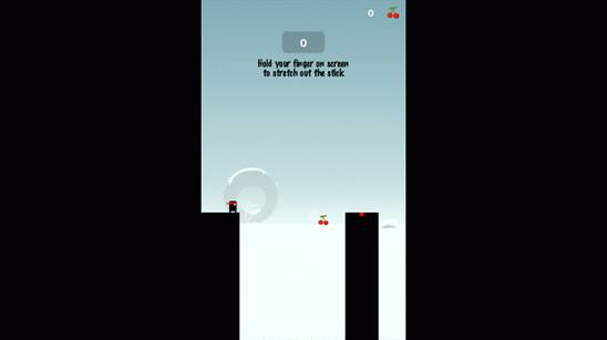 Скачать Stick Hero для мобильных устройств виндовс