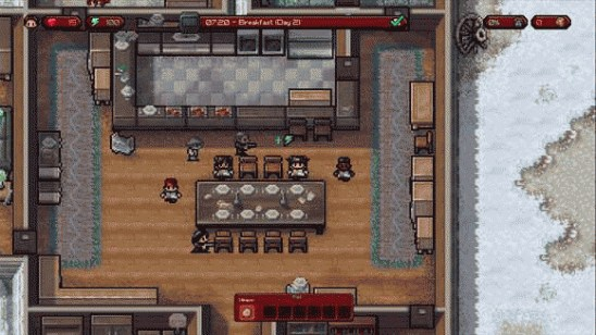 Скачать The Escapists The Walking Dead
