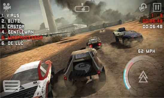 Скачать Uber Racer для Windows Phone