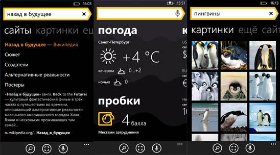 Скачать Яндекс Поиск для Виндовс Пхоне