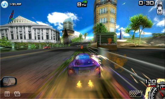 Скачать гонки Race Illegal: High Speed 3D для виндовс фон