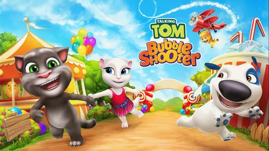 Скачать игру «Пузырьки Тома» бесплатно