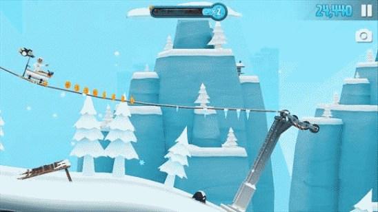 Скачать игру Ski Safari 2