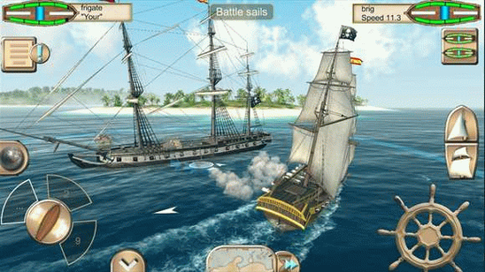 Скачать игру The Pirate Caribbean Hunt