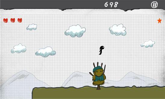 Скачать раннер AE Doodle Dash для виндовс фон бесплатно