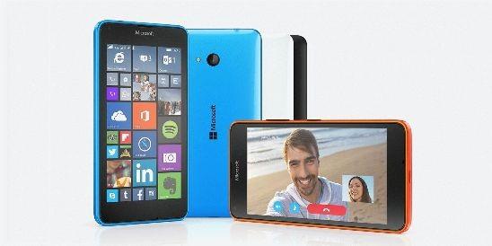 Смартфоны Microsoft Lumia 640 XL на две сим-карты