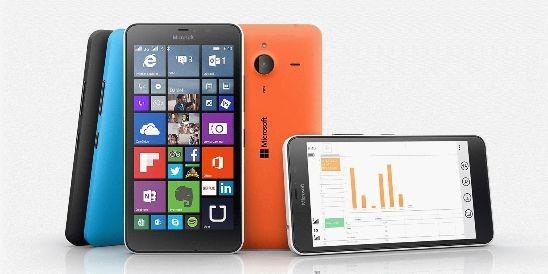 Смартфоны Microsoft Lumia 640 на две сим-карты