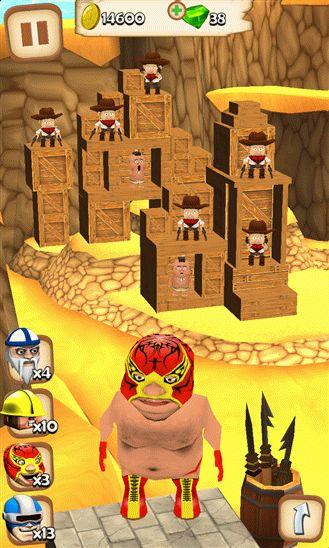 Smash Heroes - сокрушители побеждают