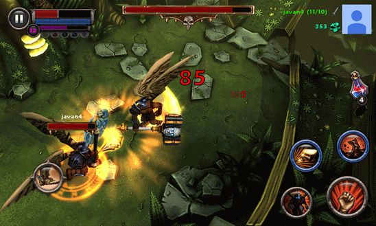 SoulCraft 2 для Windows Phone