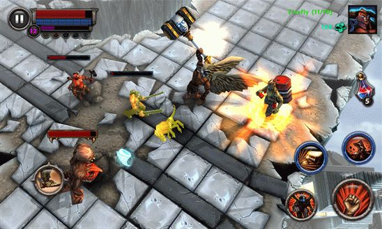 SoulCraft 2 для Windows Phone