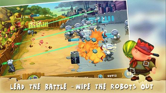 Stop The Robots скачать