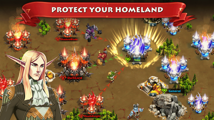 storm of wars sacred homeland на компьютер