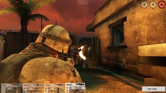 Стратегия Arma Tactics для Windows 8 - бои на вражеской территории