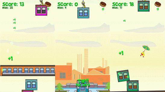 Сумасшедшая башня – новая игра для смартфонов