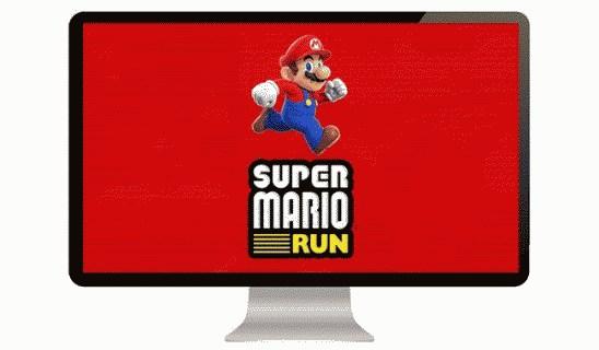 Super Mario Run на ПК