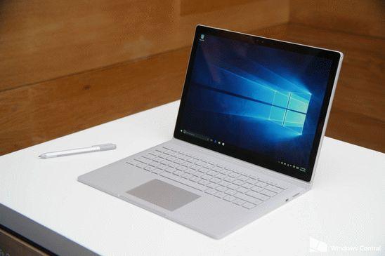 Surface Book - ноутбук от Microsoft