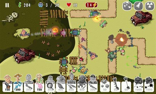 Swamp Defense 2 – защита башни