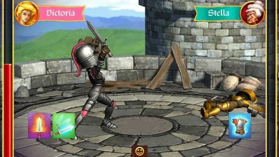 Sword vs Sword — онлайн экшен для Виндовс 8
