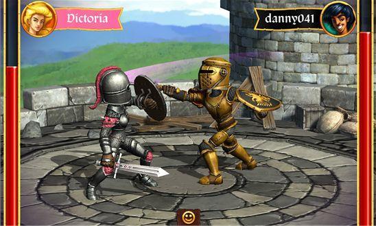 Sword vs Sword – рыцарские бои для Виндовс Фон