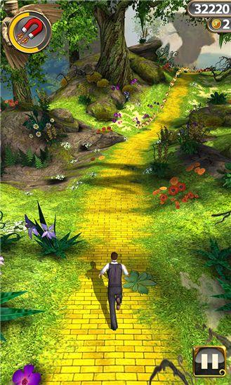 Temple Run Oz – дорожное приключения на Windows Phone 4