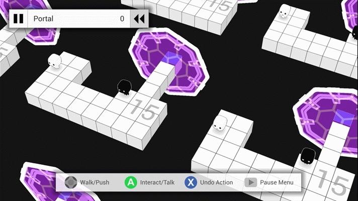 Test Chamber - первоклассная головоломка