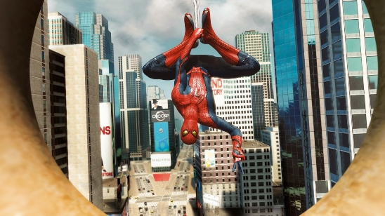 The Amazing Spider-Man 2 атакует!