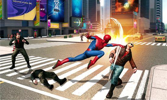 The Amazing Spider-Man 2 доступен для Windows Phone 8