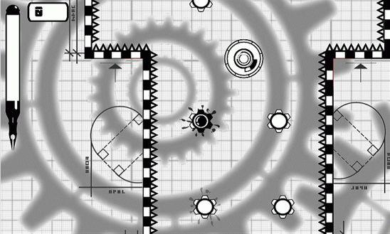 The Machine – сбереги жизнь черной капли по законам физики
