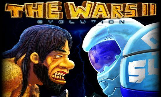 The Wars 2 Evolution – приключенческая игра RTS для Windows Phone