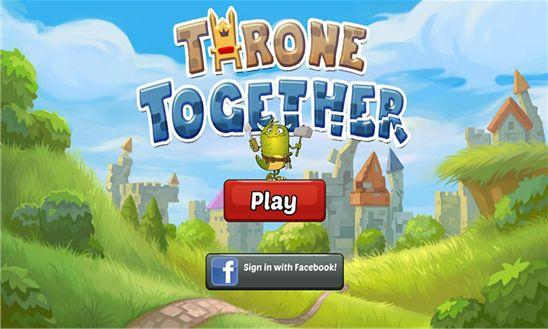 Throne Together старый добрый тетрис под новым «соусом»