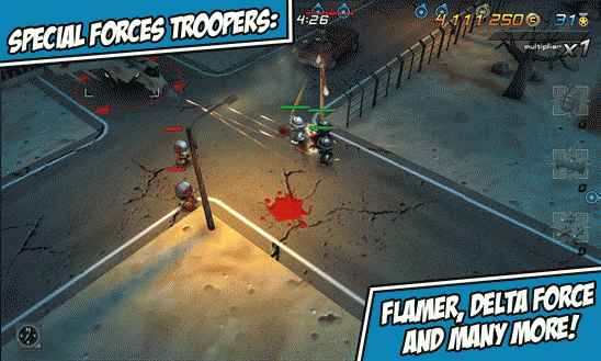 Tiny Troopers 2 – сегодня для Windows Phone 8