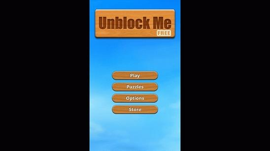Unblock Me FREE - занятная головоломка