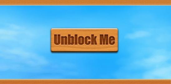 Unblock Me прохождение