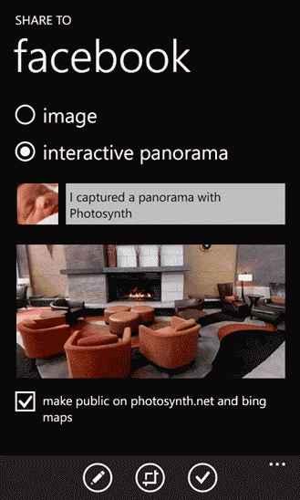 Уникальное приложение Photosynth для создания панорам от компании Microsoft