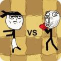 Увлекательная стратегическая игра Meme vs Rage