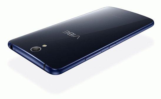 Vibe S1  - смартфон с двумя фронтальными камерами от Lenovo