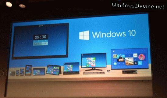 Windows 10 – новая версия виндовс