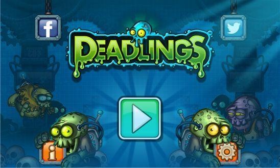 Закалка смертью: аркада Deadlings