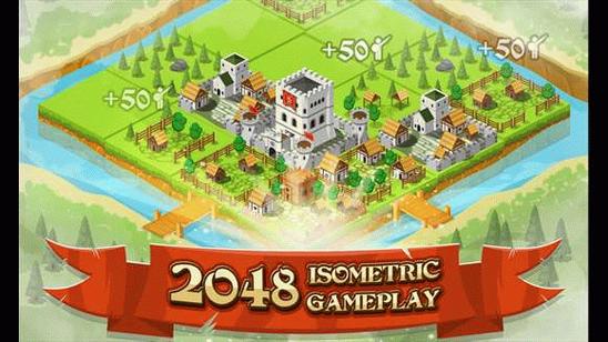 головоломка 2048 бесплатно