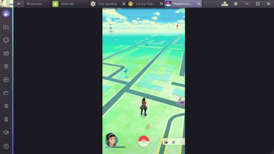 Как играть Pokemon GO на ПК Windows